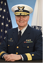 Rear Admiral Lower Half James M. Kelly