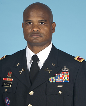 Col. Tyrone D. Clifton