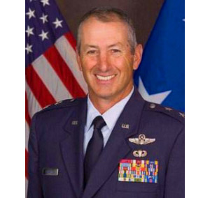 USANG, Maj Gen H. Michael Edwards