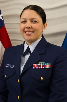 Lieutenant Raqel K. Brown