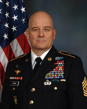 Sergeant Major Michael J. Lewis