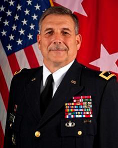 MG William D. Wofford